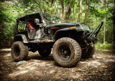 The Ultimate SOA Jeep YJ : Project Arnwrgle – OCD Offroad