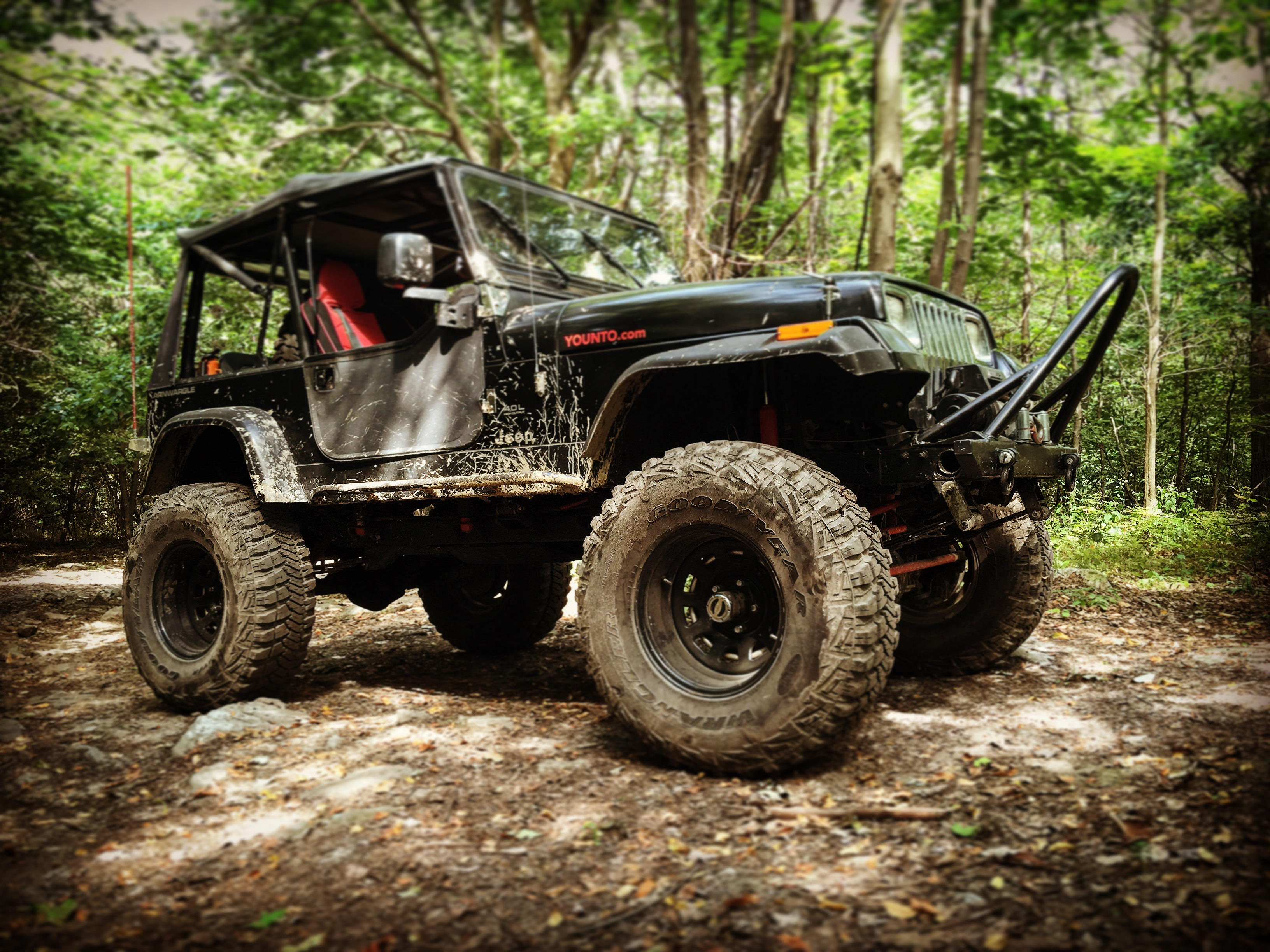OCD Offroad Shop for Jeep Repair and Modification in Northern Virginia