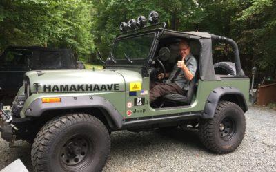 How To: AMC Model 20 – 1 Piece Axle Swap